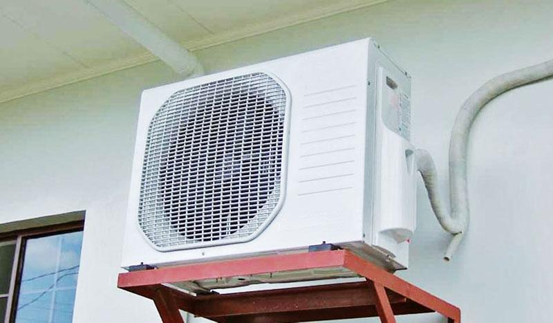 Nguyên nhân cục nóng điều hòa rỉ nước