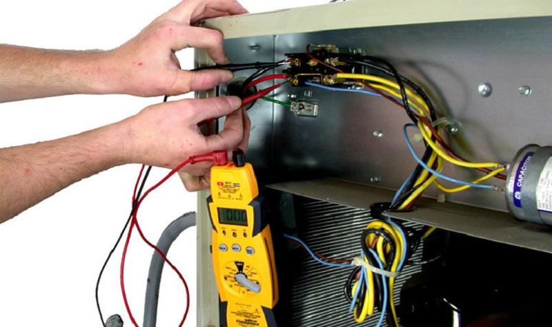 Nguyên tắc hoạt động dòng điện trong điều hòa