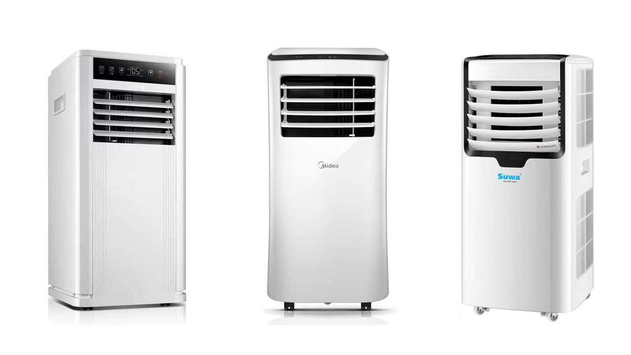 bộ 3 máy lạnh di động 12000BTU